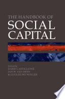 The Handbook of Social Capital