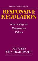 Pdf Responsive Regulation Telecharger