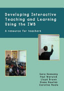 Developing Interactive Teaching And Learning Using The Iwb