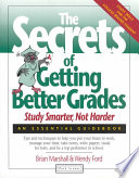 The Secret to Getting Better Grades