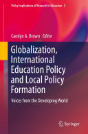 Globalization, International Education Policy and Local Policy Formation [Pdf/ePub] eBook