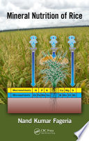 Mineral Nutrition of Rice Book