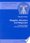 Muggles  Monsters and Magicians Book