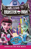 Monster High: Welcome to Monster High [Pdf/ePub] eBook