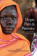 Hope Pain Patience