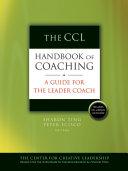 The CCL Handbook of Coaching