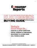 Electronics Buying Guide