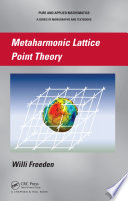Metaharmonic Lattice Point Theory