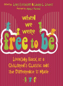 When We Were Free to Be ebook