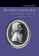 Mozart's Requiem: Historical and Analytical Studies, ...