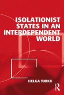 Isolationist States in an Interdependent World - Seite 46