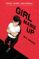 Girl Mans Up M-E Girard Cover