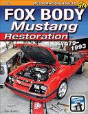 Fox Body Mustang Restoration [Pdf/ePub] eBook