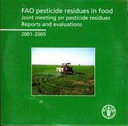 Fao Pesticide Residues in Food