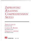 Improving Reading Comprehension Skills Book