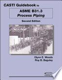 CASTI Guidebook to ASME B31.3