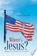 Where s Jesus