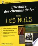 Trains Histoire Des Chemins