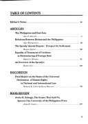 Foreign Relations Journal