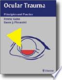 Ocular Trauma Book