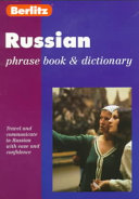 Berlitz Russian Phrase Book   Dictionary