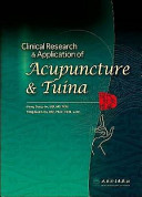 Clinical Research & Application of Acupuncture & Tuina