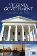 Pdf Virginia Government
