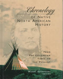 Chronology of Native North American History Book PDF