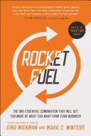 Rocket Fuel Pdf/ePub eBook