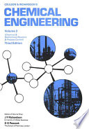 """""""Chemical and Biochemical Reactors and Process Control"""" by John Metcalfe Coulson, J.F. Richardson, D G Peacock"""