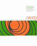 World Energy Assessment Book