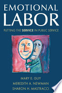 Emotional Labor  Putting the Service in Public Service