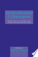 Interprofessional Collaboration