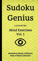 Sudoku Genius Mind Exercises Volume 1 Pdf/ePub eBook