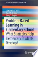 Problem Based Learning In Elementary School
