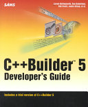 C++ Builder 5 Developer's Guide
