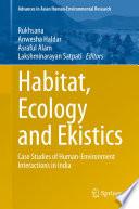 Habitat Ecology And Ekistics