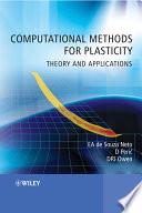 Computational Methods For Plasticity Book PDF