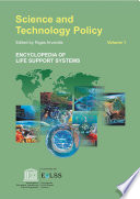 Science and Technology Policy   Volume I