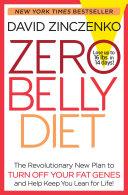 Zero Belly Diet Book