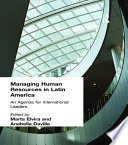 Managing Human Resources in Latin America