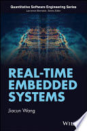 book cover: Real-Time Embedded Systems