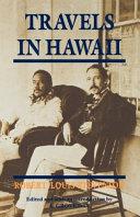 Travels in Hawaii