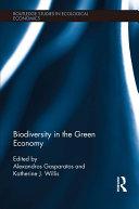 Biodiversity in the Green Economy