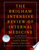 Brigham Intensive Review of Internal Medicine Book