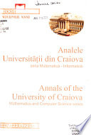 Analele Universității Din Craiova