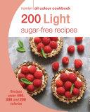Hamlyn All Colour Cookery  200 Light Sugar free Recipes