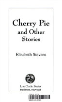 Cherry Pie and Other Stories