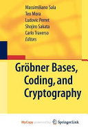 Gr Bner Bases Coding And Cryptography