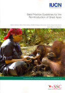 Pdf Best Practice Guidelines for the Re-Introduction of Great Apes
